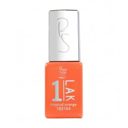 One-LAK 1-step gel polish tropical orange - 5ml
