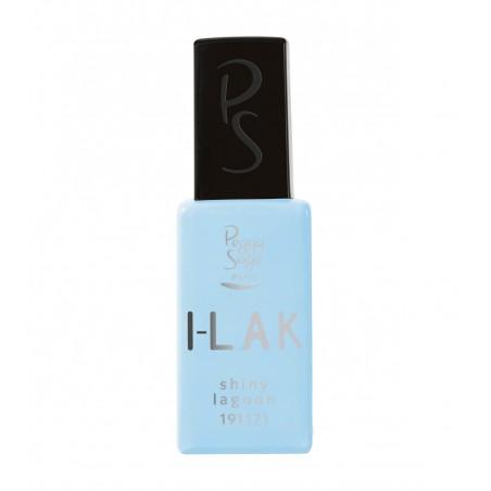 I-LAK soak off gel polish shiny lagoon- 11ml