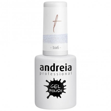 GEL POLISH ANDREIA 10.5ml - BALLET BA6