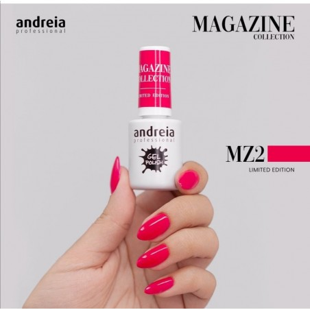 *GEL POLISH ANDREIA 10.5ml - Magazine MZ2