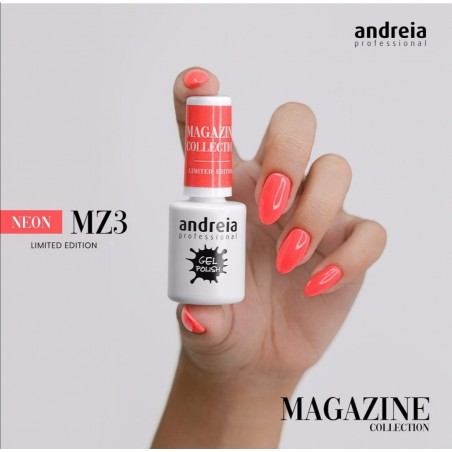 *GEL POLISH ANDREIA 10.5ml - Magazine MZ3