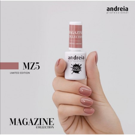 *GEL POLISH ANDREIA 10.5ml - Magazine MZ5