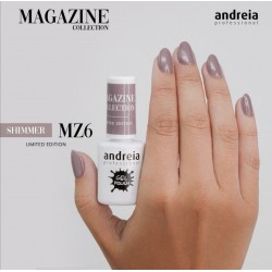 GEL POLISH ANDREIA 10.5ml - Magazine MZ6