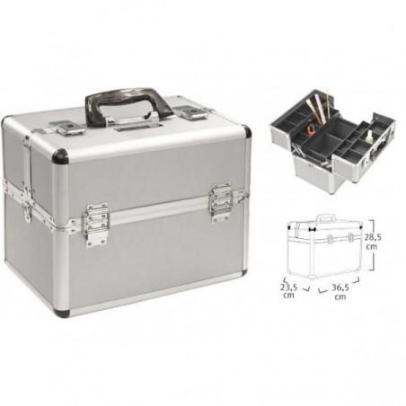 Valise Vanitex - 5 Silver 365X235X285Mm