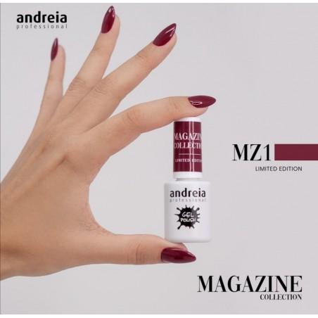 GEL POLISH ANDREIA 10.5ml - Magazine MZ1