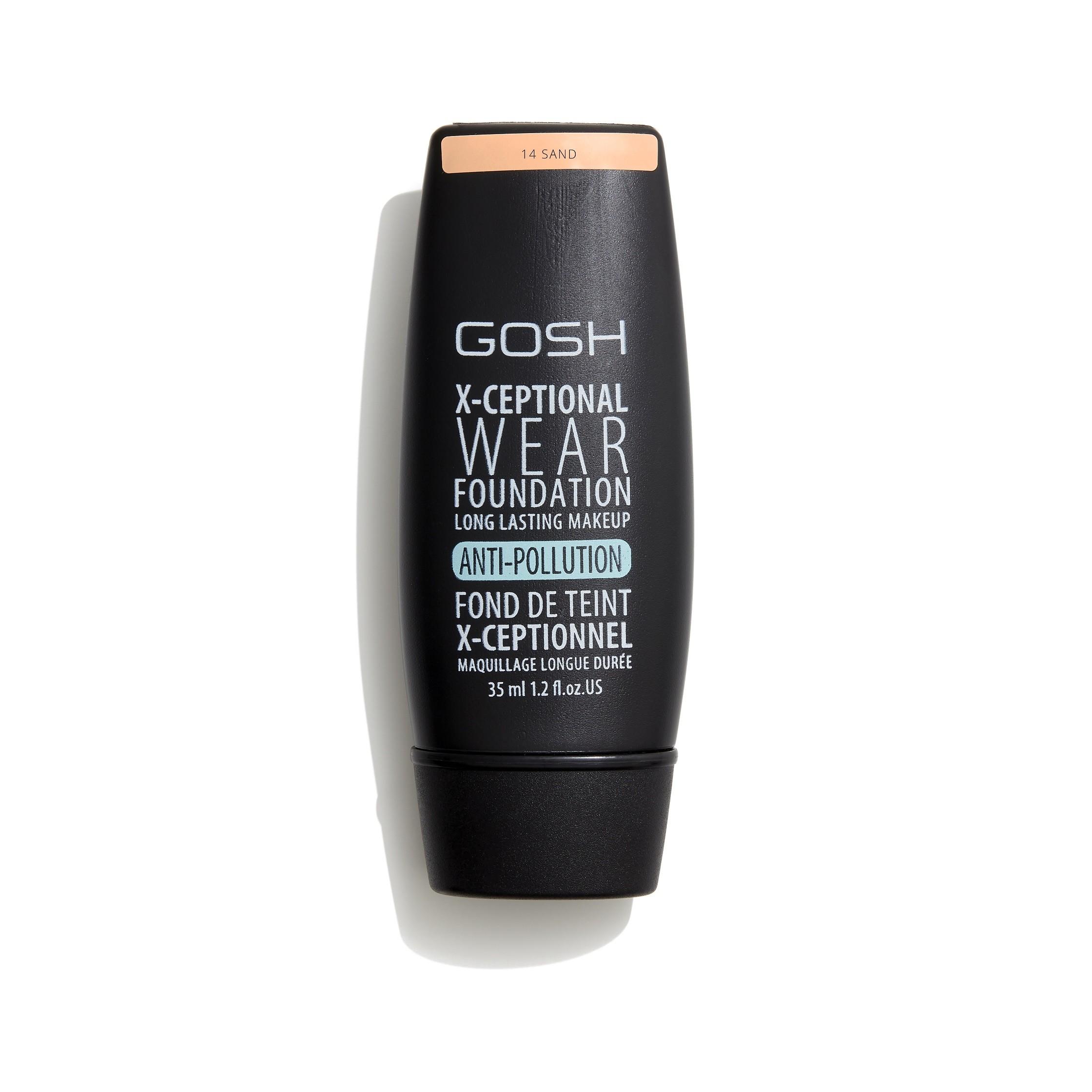 X-Ceptional Wear Make-up...