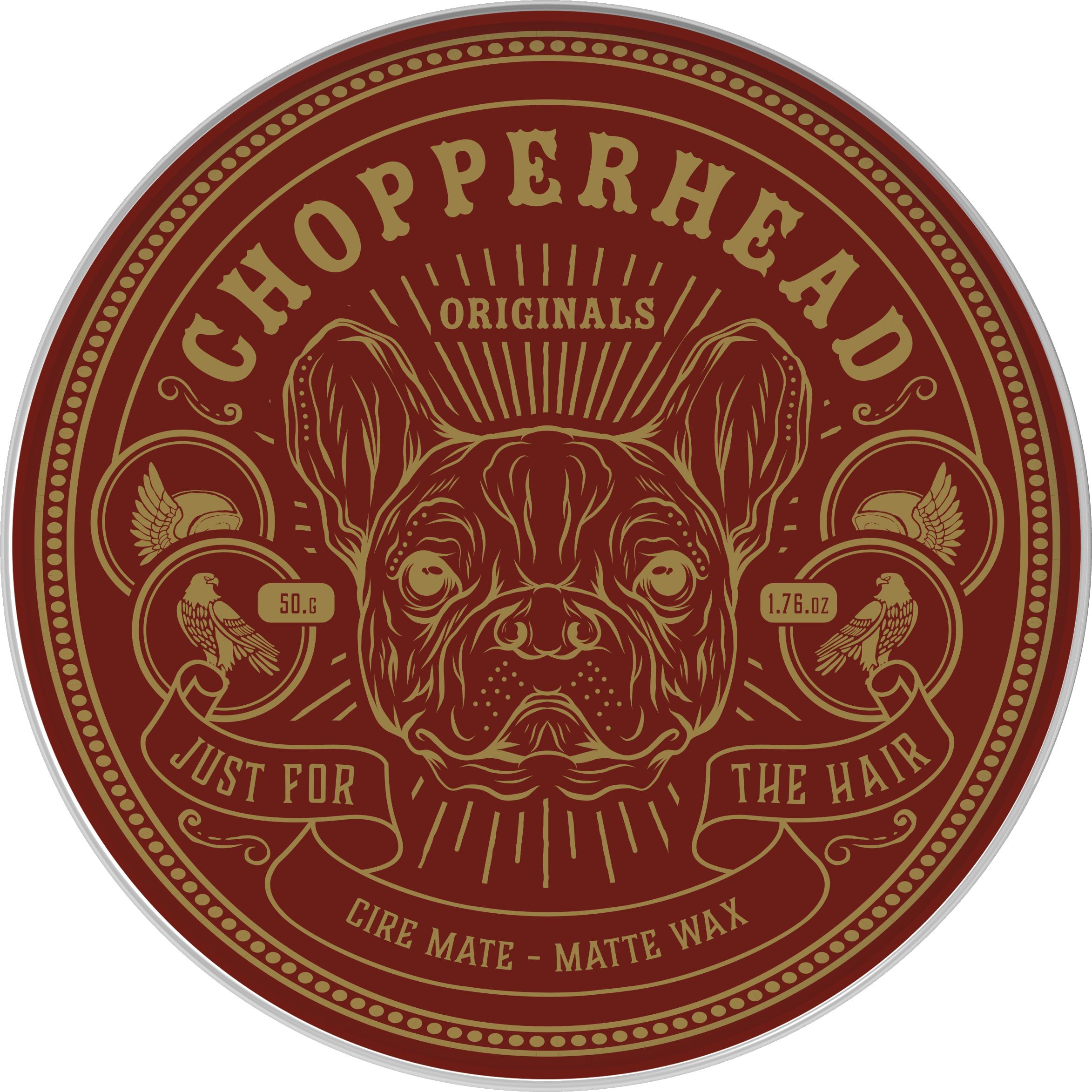 CHOPPERHEAD STYLE CIRE MATE...