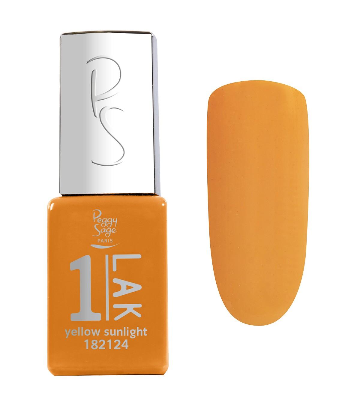 One-LAK 1-step gel polish...