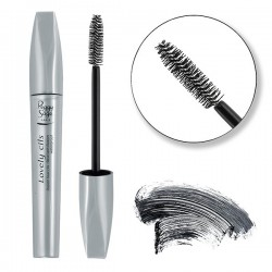 Mascara Lovely cils waterproof noir 9ml