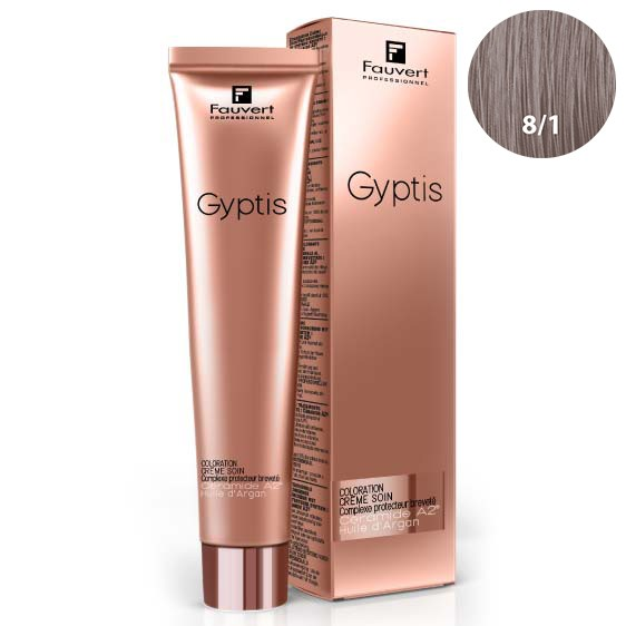 COLORATION GYPTIS 100ML 8.1