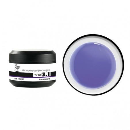 Pro 3.1 Gel UV de construction transparent 50g
