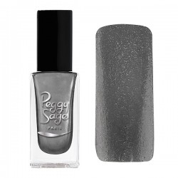 *Vernis à ongles gris silver 378 11ml