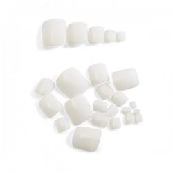 24 capsules professionnelles pour orteils