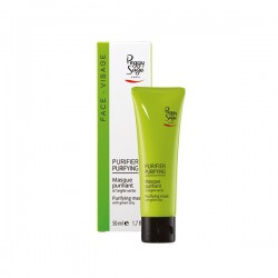 Masque purifiant à l'argile verte 50 ml