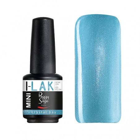 I-LAK soak off gel polish pure snow  - 9ml