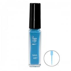 *Vernis à ongles nail art turquoise 7ml