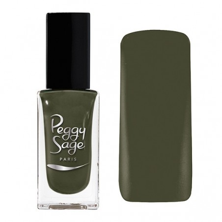 Vernis à ongles casual kaki 262-11ml