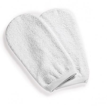 Paire de gants en éponge pour les mains