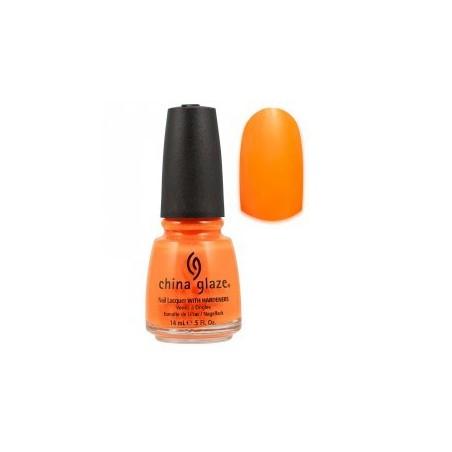 Vernis à ongles 14ML orange knokout