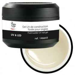 Gel UV et LED de construction fluide 50g