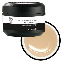 Gel UV de construction dur medium 50g