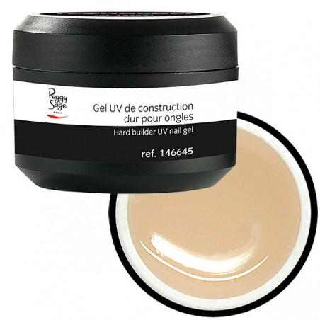Gel UV de construction dur medium 50g