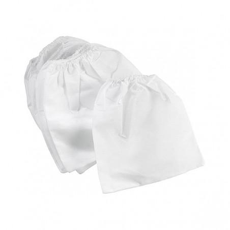 10 sacs de rechange pour aspirateur 155253