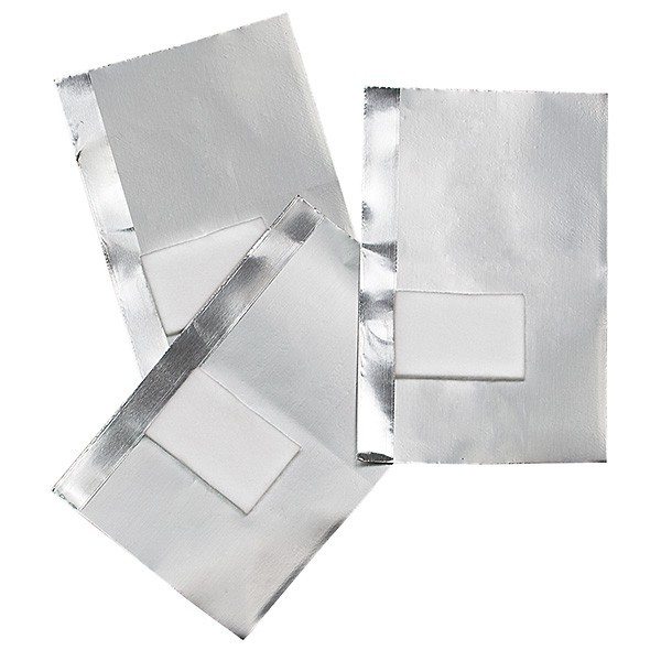50 feuilles aluminium avec...