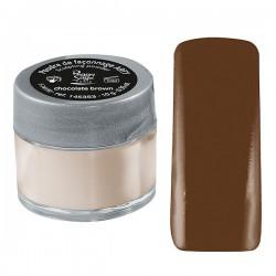 *Poudre de façonnage Arty 10g chocolate brown E