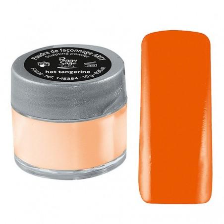 *Poudre de façonnage Arty 10g hot tangerine