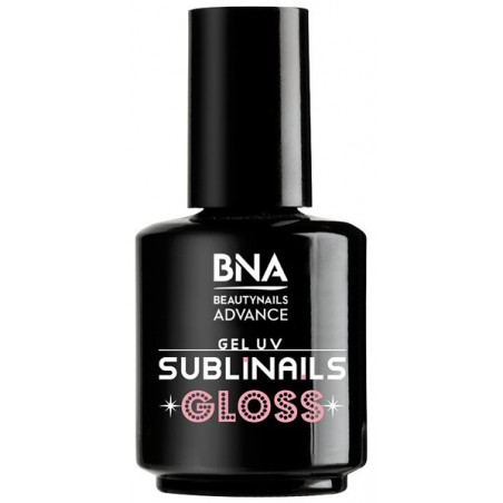 GEL UV SUBLINAILS GLOSS 15 ML
