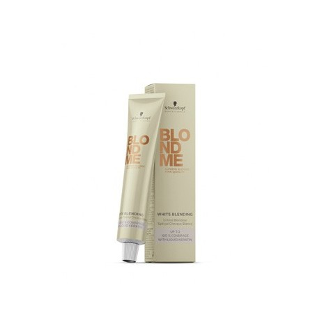 BLONDE ME CREME BLONDEUR A COLORER SPE BLANCS 60ML CARAMEL