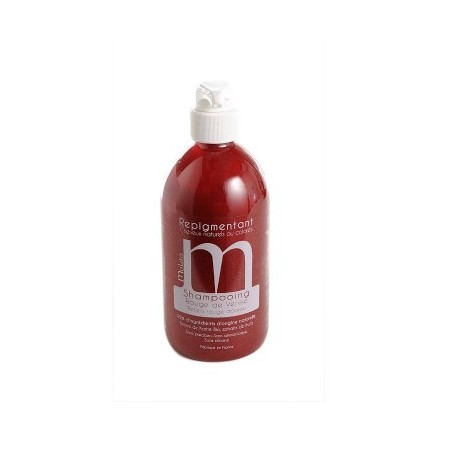 SCHAMPOING GLOSS ROUGE DE VENISE 500ML