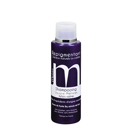 SCHAMPOING GLOSS POURPRE PHENICIEN VIOLET 200ML