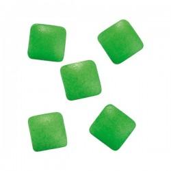 Décors métalliques pour ongles studs green