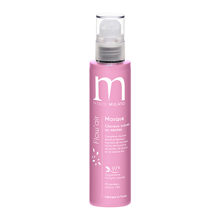 MASQUE CHEVEUX COLORES OU MECHES 200ML