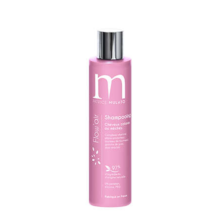 SCHAMPOING CHEVEUX COLORES OU MECHES 500ML