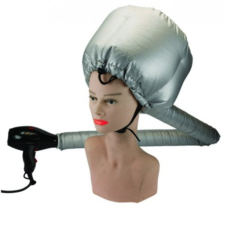 Bonnet Silverdry Casque Sechoir A Main av accroche