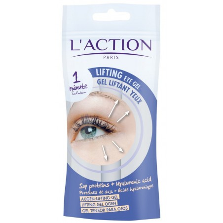 GEL LIFTANT YEUX L'ACTION ref 3