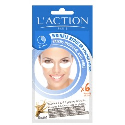 PATCHS HYDROGEL ANTI RIDES L'ACTION ref 5
