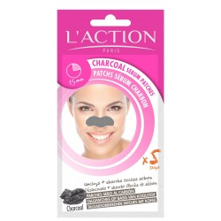 PATCH SEBUM ACTION CHARBON L'ACTION ref 11