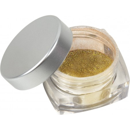 Pigments pour ongles gold chrome effect 1g