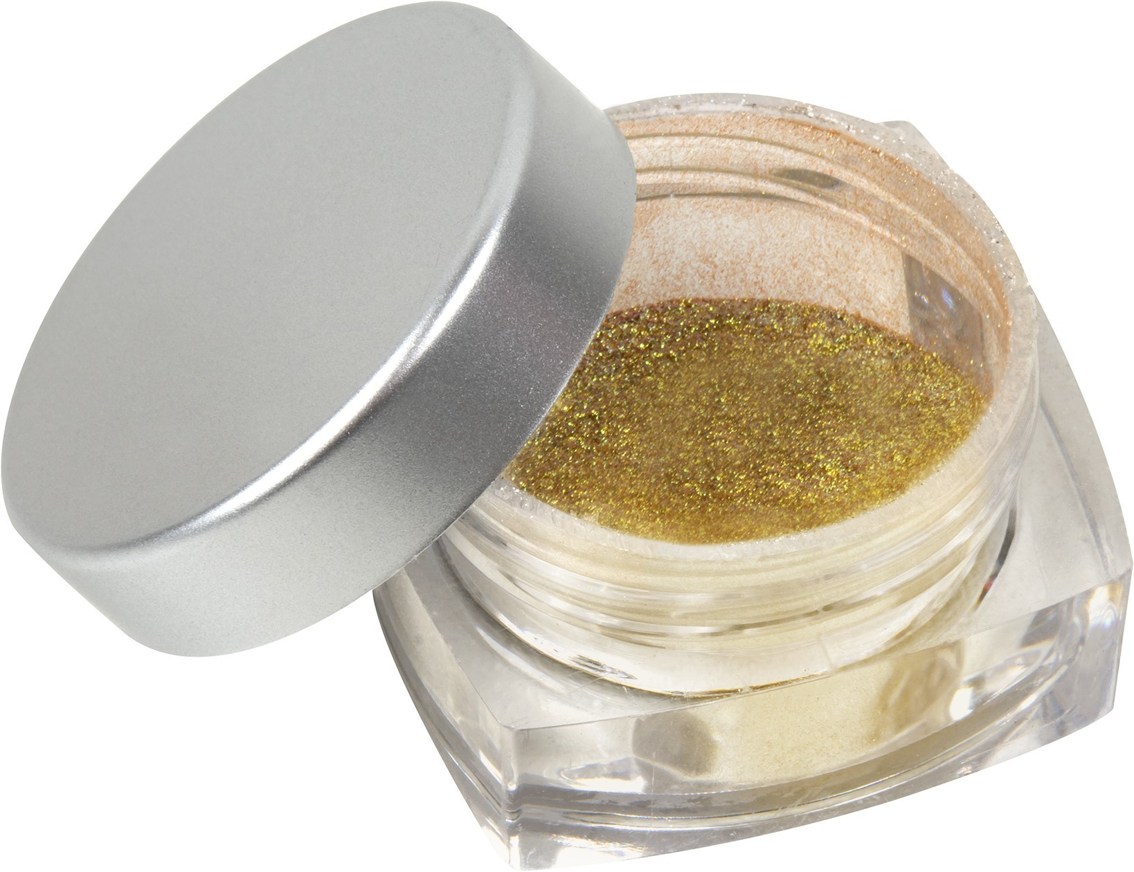 Pigments pour ongles gold...