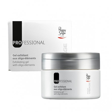 gel exfoliant visage aux oligo elements 250 ml