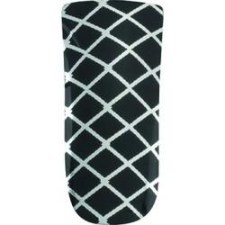 *nail foils decors adhesifs pour ongles black criss cross