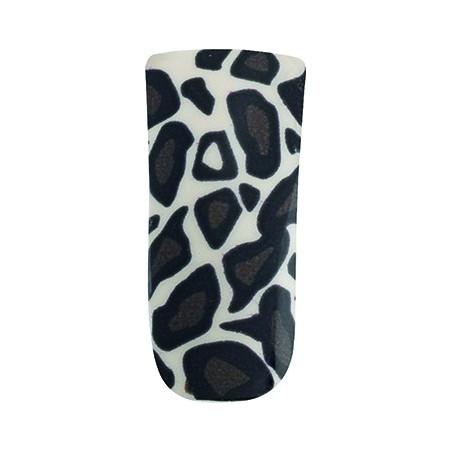 *nail foils decors adhesifs pour ongles leopard