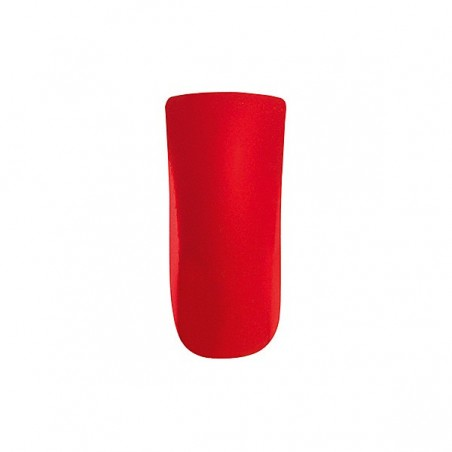 *nail foils decors adhesifs pour ongles metallic red