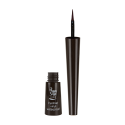 Eyeliner vinyl waterproof brun 2,5ml