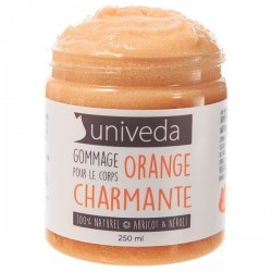 GOMMAGE CORPS ORANGE CHARMANTE  250ML