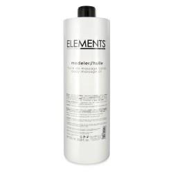 MODELER/HUILE 1000ML huile de massage corps